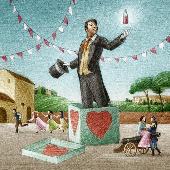 Donizetti – L'elisir d'amore