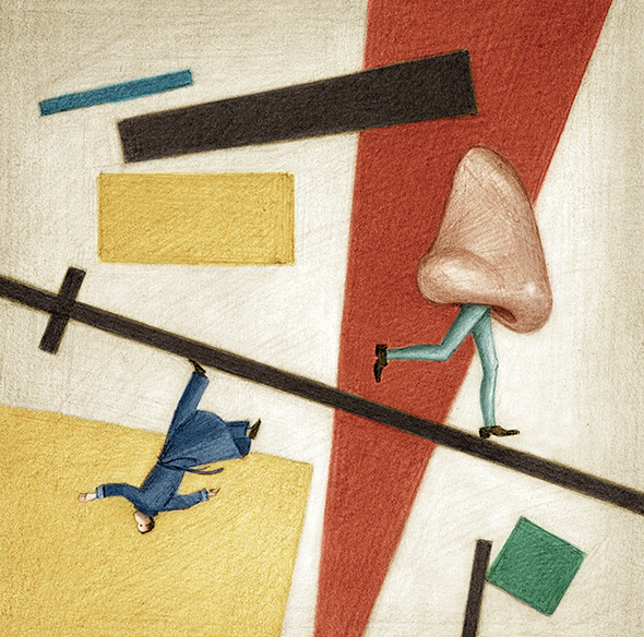 Shostakovich – The nose