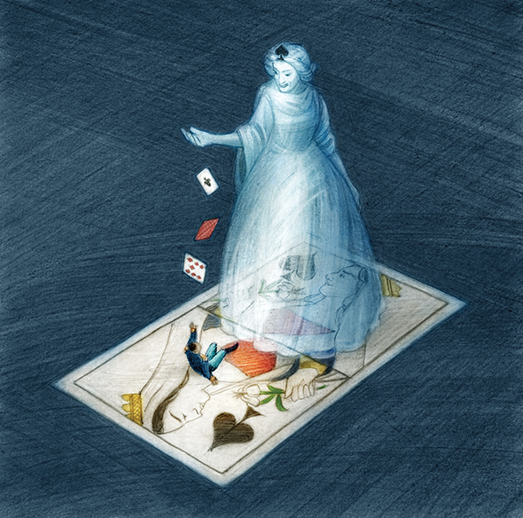 Tchaicovsky – The queen of spades